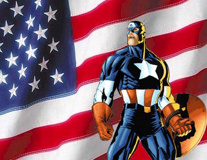 El héroe tiene un nuevo trabajo con mayores ventajas, una oficina espaciosa y un título por el que otros pagarían millones de dólares: Sr. Presidente.