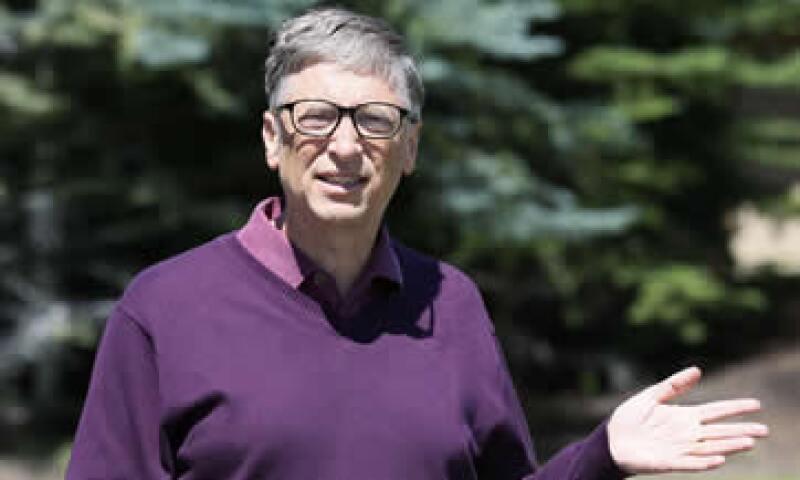 Bill Gates junto con Buffet y Adelson dijero que los estadounidenses merecen una reforma migratoria.  (Foto: Reuters)