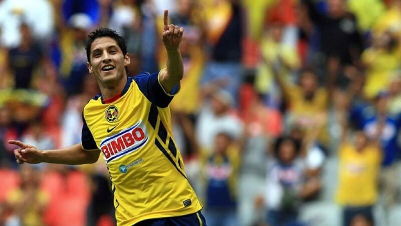 Ángel Reyna América MXSP