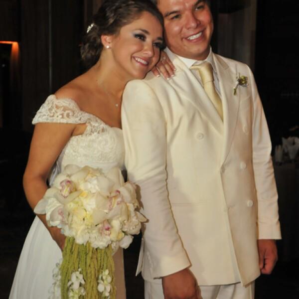 Sherlyn y Gerardo Islas.