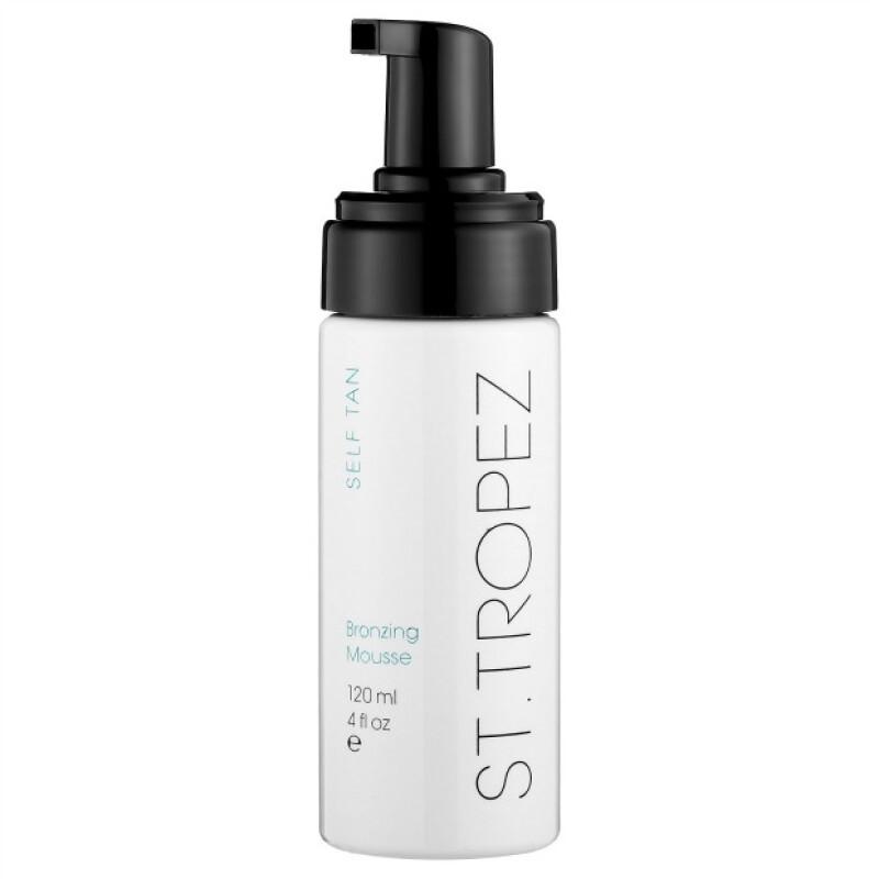 Bronzing Mousse, St Tropez, $520; Sephora.