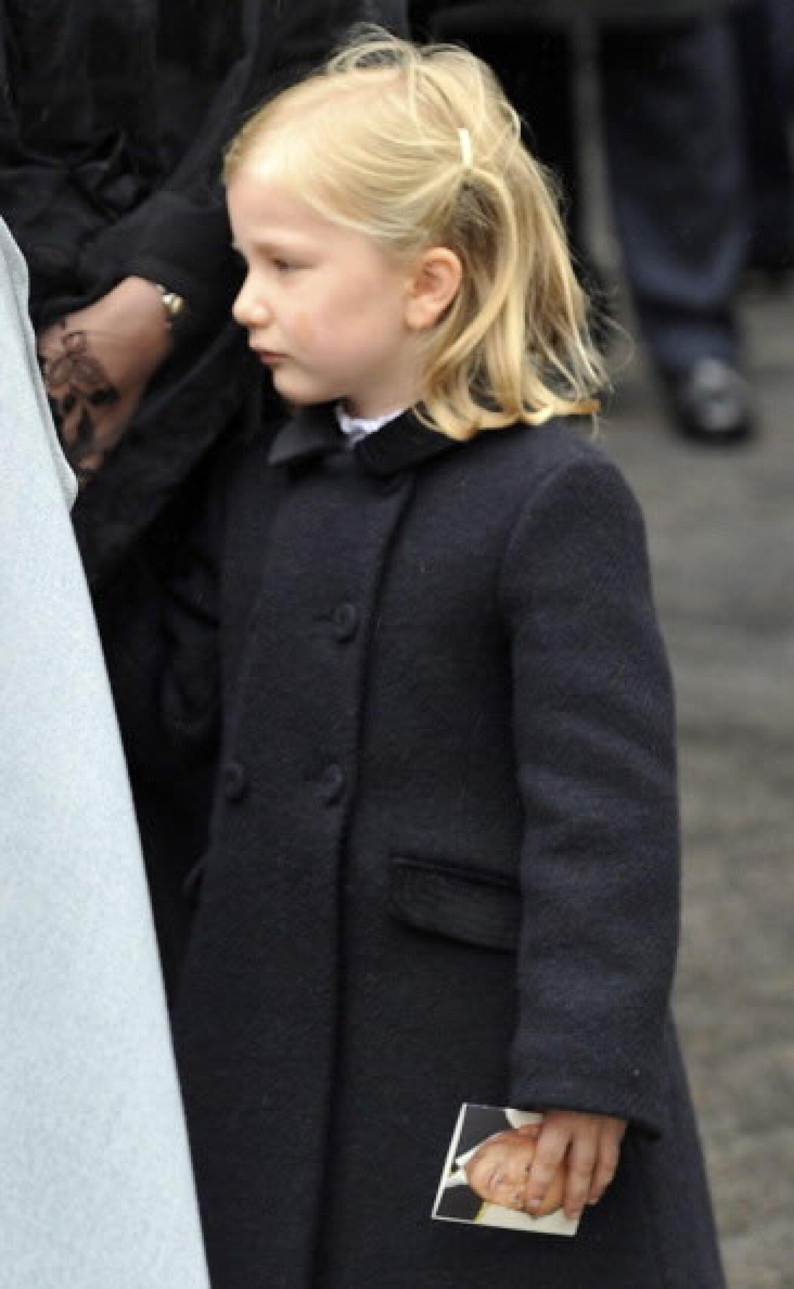 Se llama Elisabeth en honor a su tatarabuela, Elisabeth de Bavaria.
