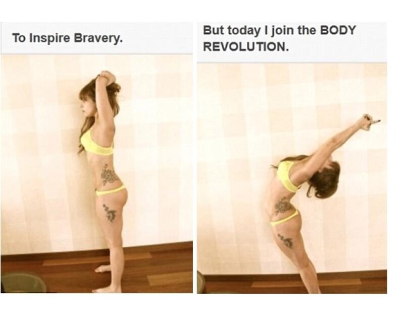 A Lady Gaga no le importa lo que digan sobre su aumento de peso.