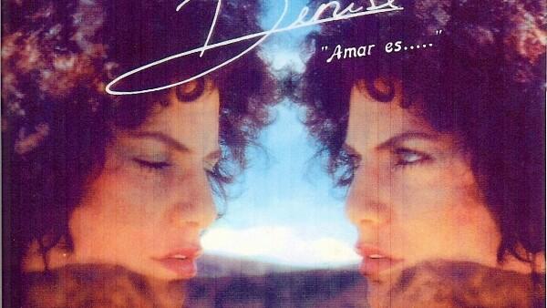 El disco Amar es, donde viene el tema.