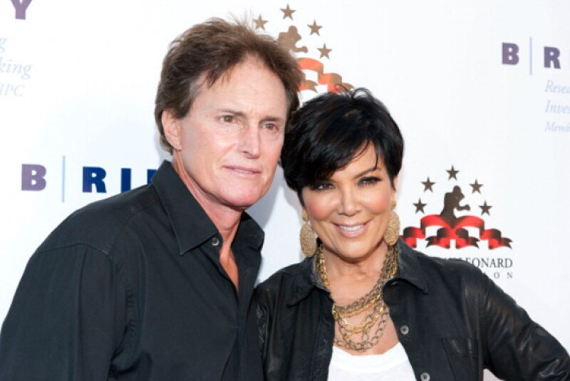 Bruce Jenner pasó de tener una apariencia musculosa y atlético a verse muy femenino y sin algunos de los rasgos que lo caracterizaban en el pasado.