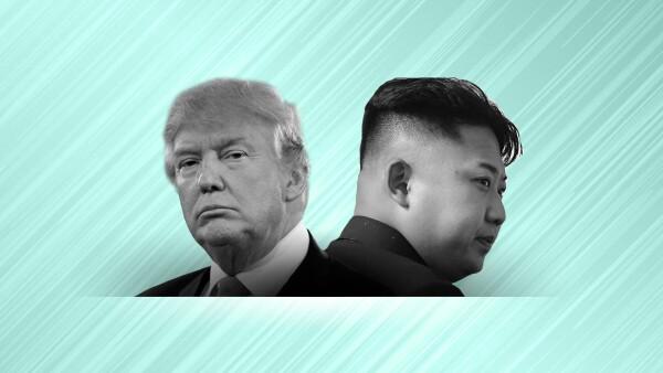 El líder norcoreano ha anunciado en los últimos meses pruebas militares exitosas con armamento nuclear, ejercicios reprobados internacionalmente.