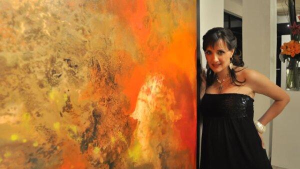 Exposición de Martha Eugenia García de la Garza