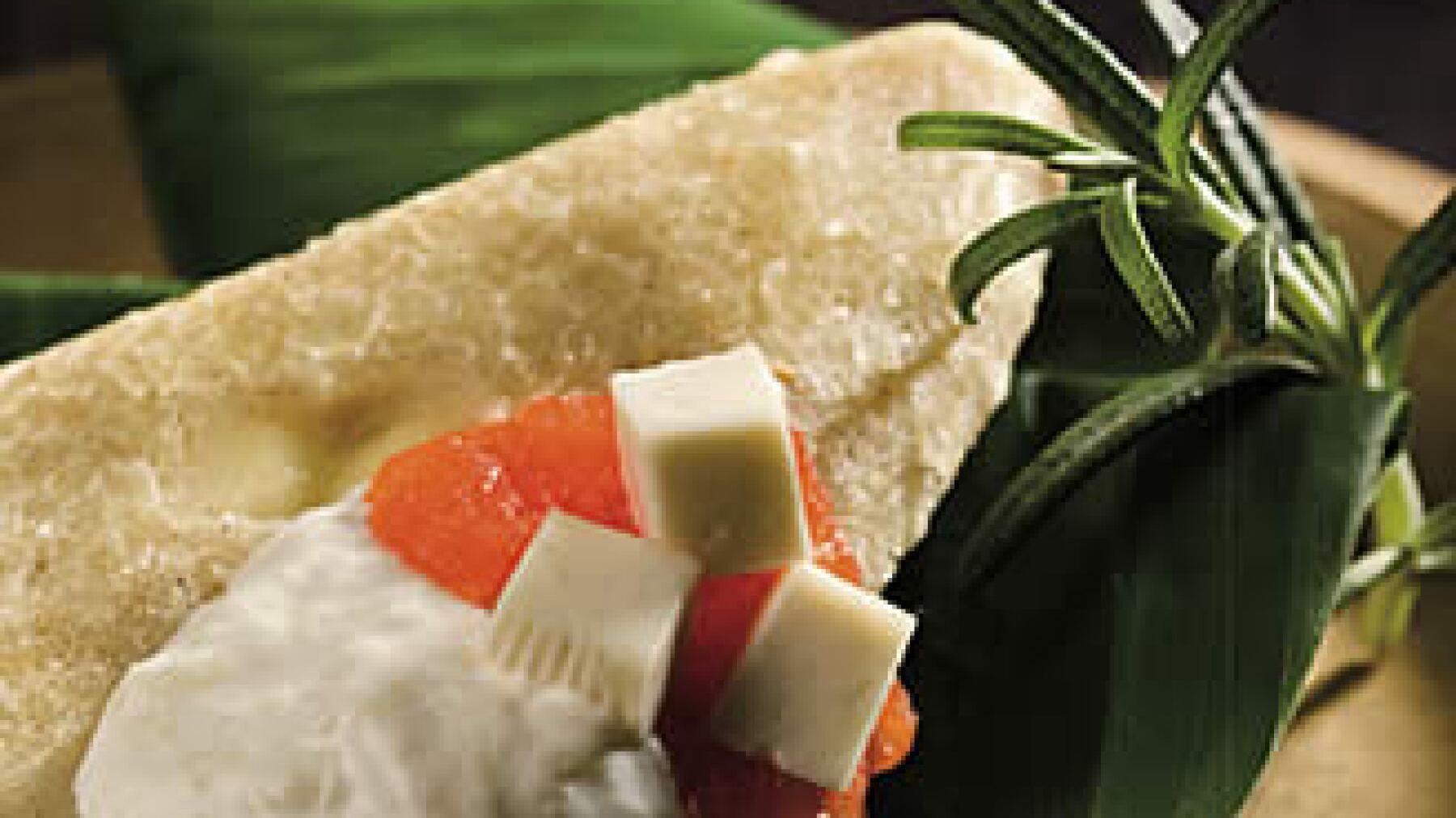 La historia del tamal está íntimamente ligada a la del maíz. (Foto: Marc Fauche)
