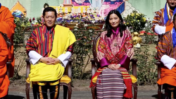 Los reyes de Bhutan podrían esperar a su segundo bebé