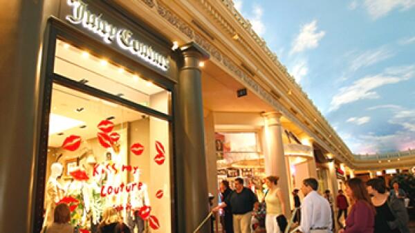 La marca de ropa Juicy Couture es famosa por sus pants terciopelo en diferentes colores, entre otros accesorios. (Foto: Getty Images)