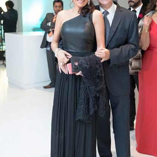 Sofía Karam y Julian García