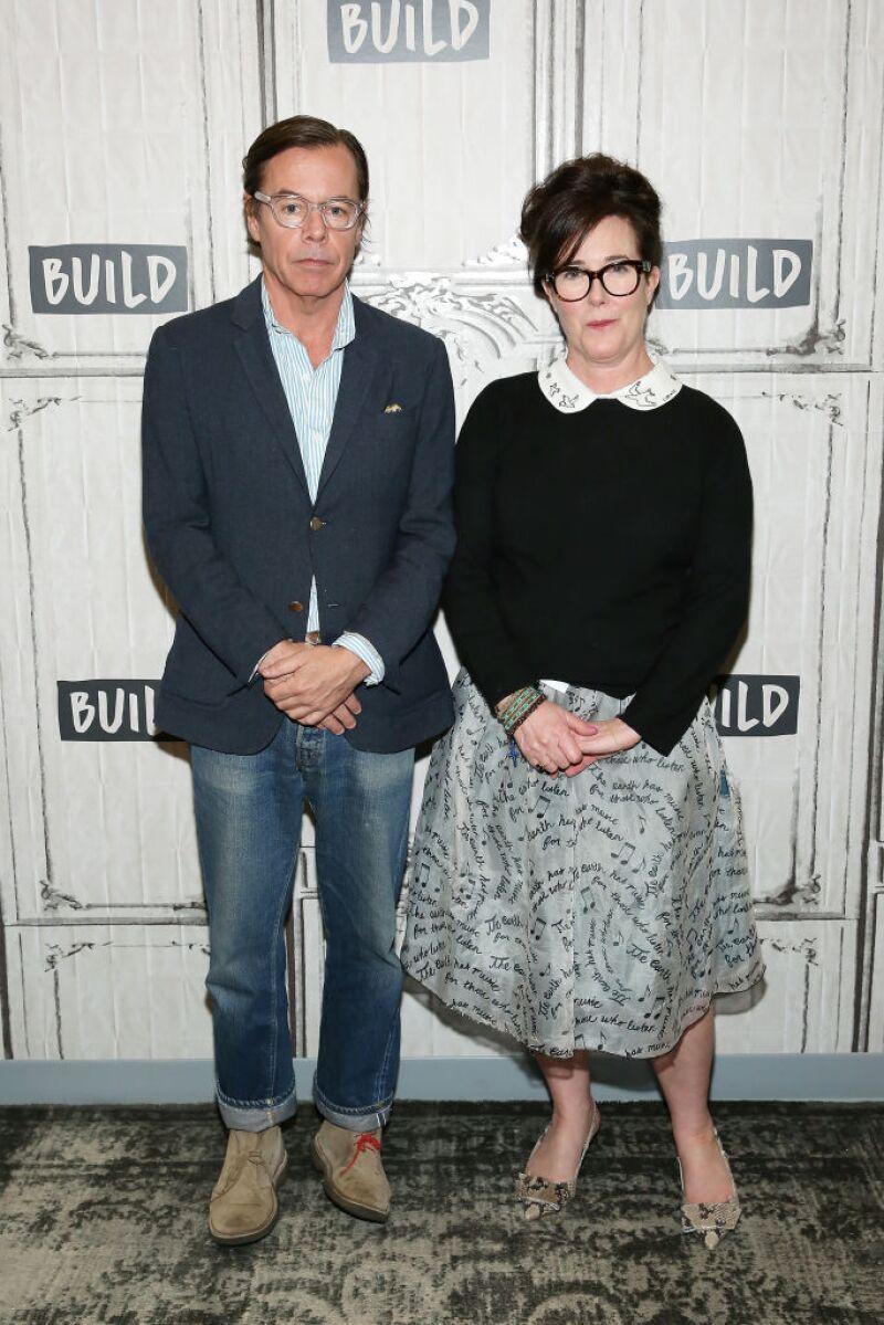Kate y Andy Spade