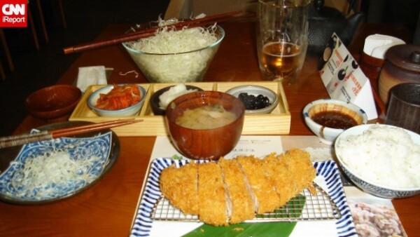 China Tonkatsu chuleta de cerdo sin hueso