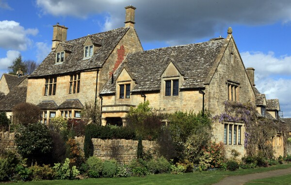 The Cotswolds An Area of Outstanding Natural Beauty