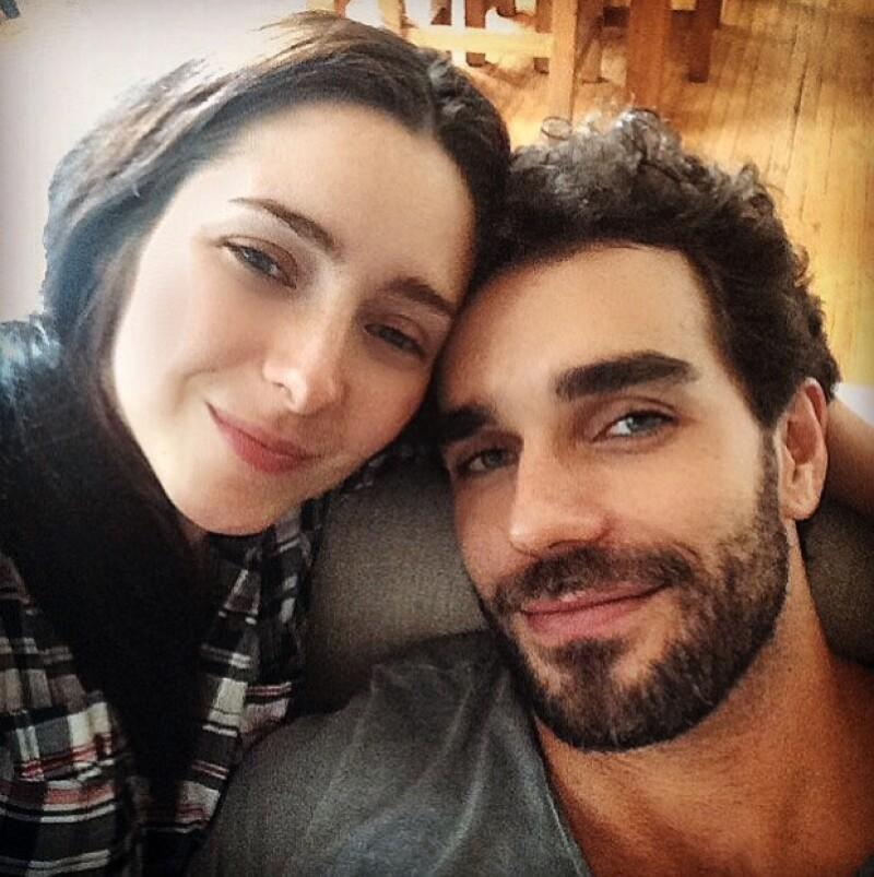 La pareja vive tal estabilidad que, según reveló el modelo brasileño a Televisa Espectáculos, la pareja ya piensa en la posibilidad de mudarse juntos.