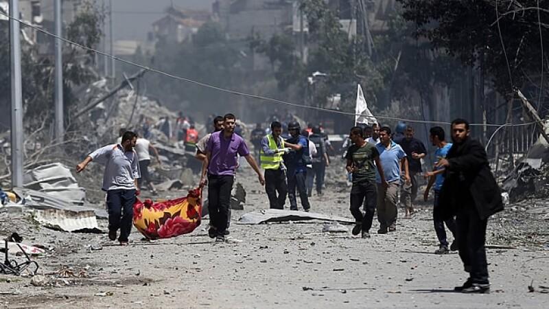 Medicos Gaza Israel