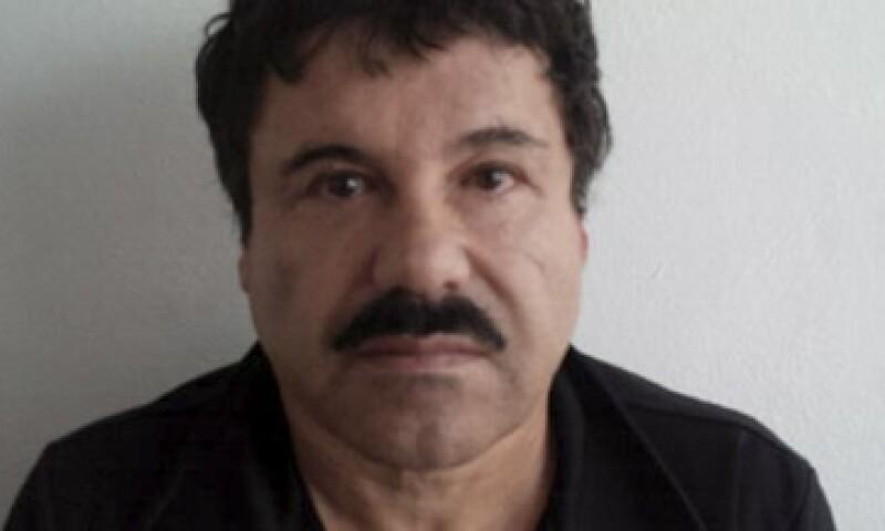 Joaquín Guzmán se fugó en julio de 2015 de un penal de alta seguridad. (Foto: Cuartoscuro )