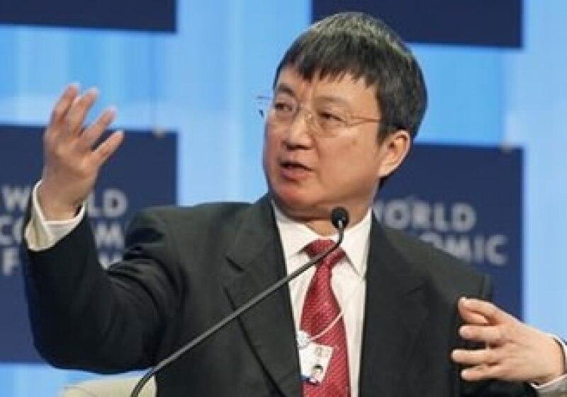 Zhu Min, vicegobernador del Banco Popular de China, se sumará al FMI. (Foto: AP)