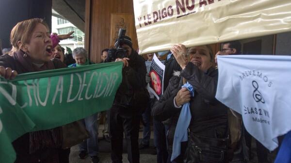 Ley antiaborto Nuevo León