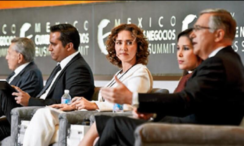 Las empresas deben aliarse con el gobierno y la sociedad para superar la crisis de la inseguridad. (Foto: Jesús Almazán / Revista Expansión)