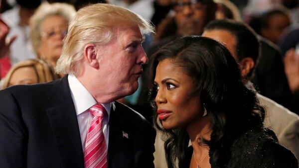 donald Trump Omarosa Manigault Newman grabación Casa Blanca