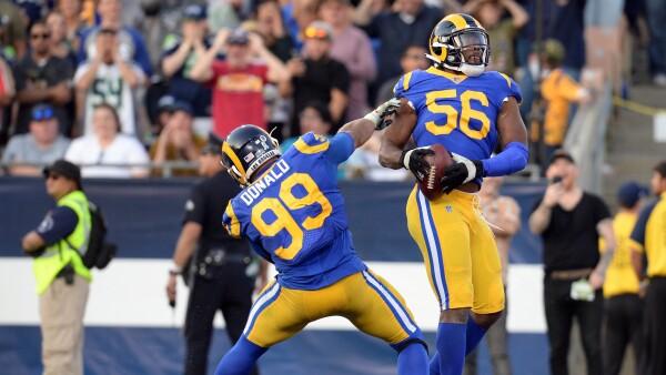 Rams Los Ángeles NFL