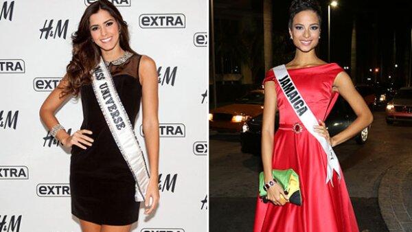 En una entrevista, la Miss Universo reconoció los atributos de Kaci Fennell, quien era una de las favoritas a ganar en el certamen.