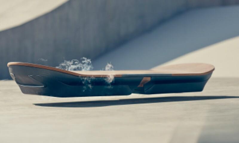 Cada semana, Lexus develará más detalles sobre su hoverboard. (Foto: Lexus International )