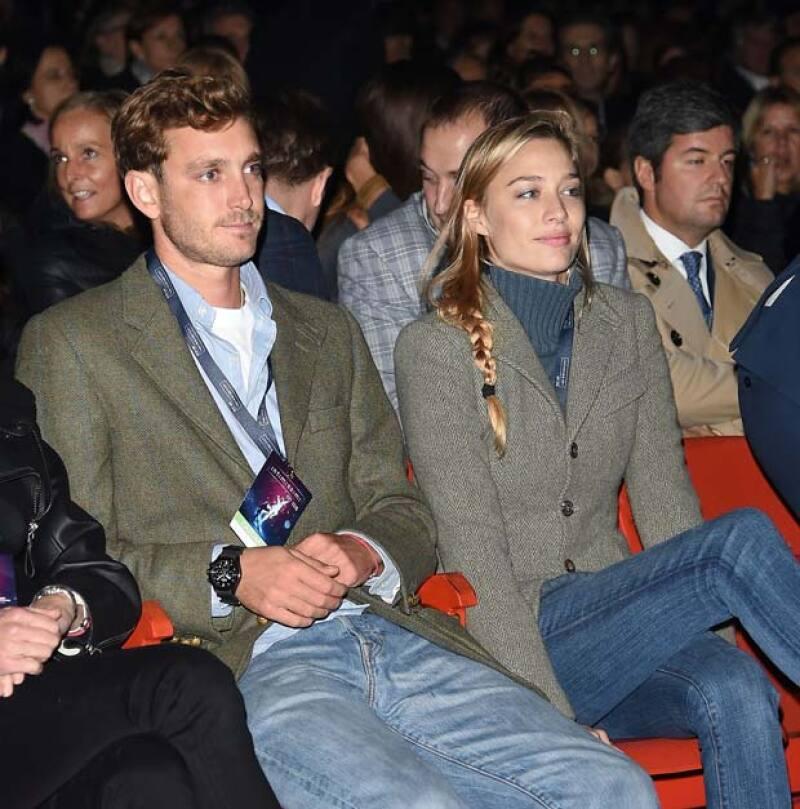 Actualmente Pierre y Beatrice se encuentran en Milán.