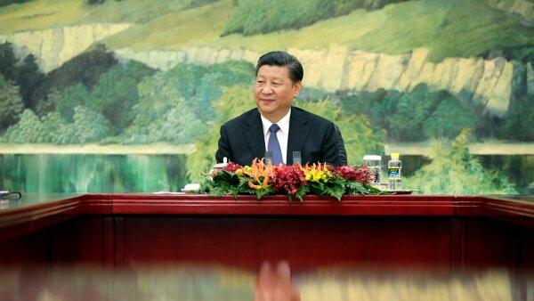 Un año dorado para Xi Jinping