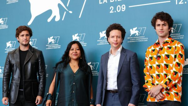"""Nuevo Orden"" (New Order) Photocall - The 77th Venice Film Festival"