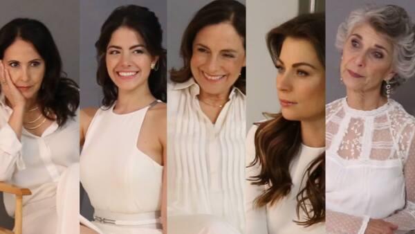 Ludwika, Diana Bracho, Blanca Guerra y más nos cuetan cuál ha sido la peor y la mejor experiencia que han vivido en sus carreras como actrices. Y, tenemos que decirlo, nos encantaron sus anécdotas.