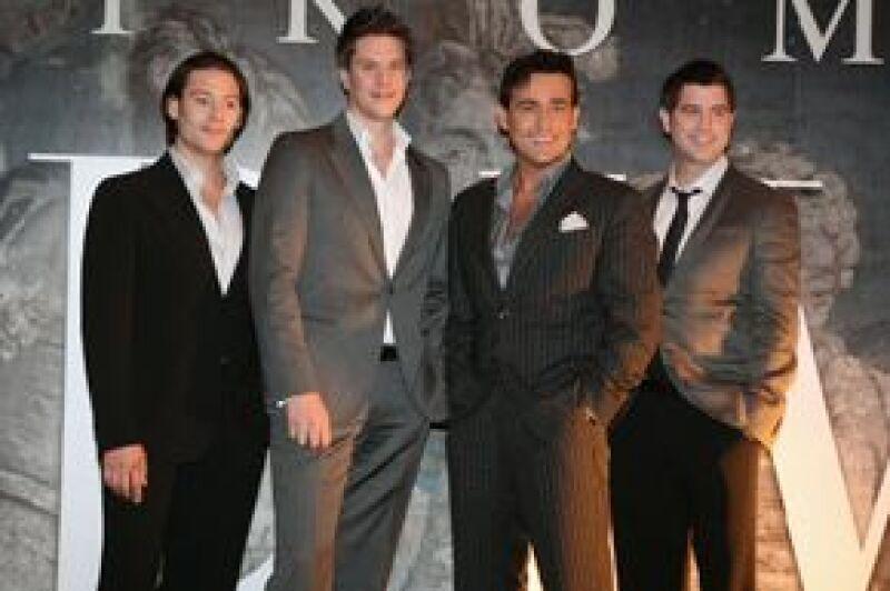 Tras su actual visita, los integrantes del grupo dijeron que hasta 2010 darán inicio a una gira que de nueva cuenta los podría traer a este país.