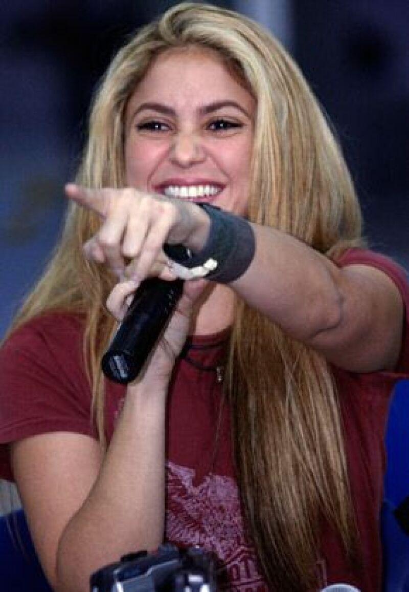 La cantante asegura que la libertad de los cautivos es un camino hacia la paz.