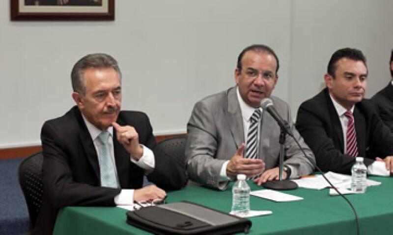 Alfonso Navarrete Prida es el coordinador de la comisión que atiende el caso del derrame en Sonora. (Foto: Cuartoscuro)