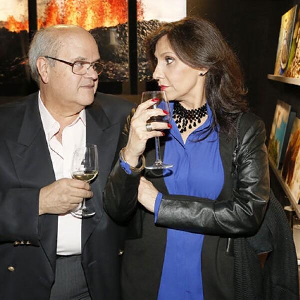 Ángel Olea,Luz Álvarez