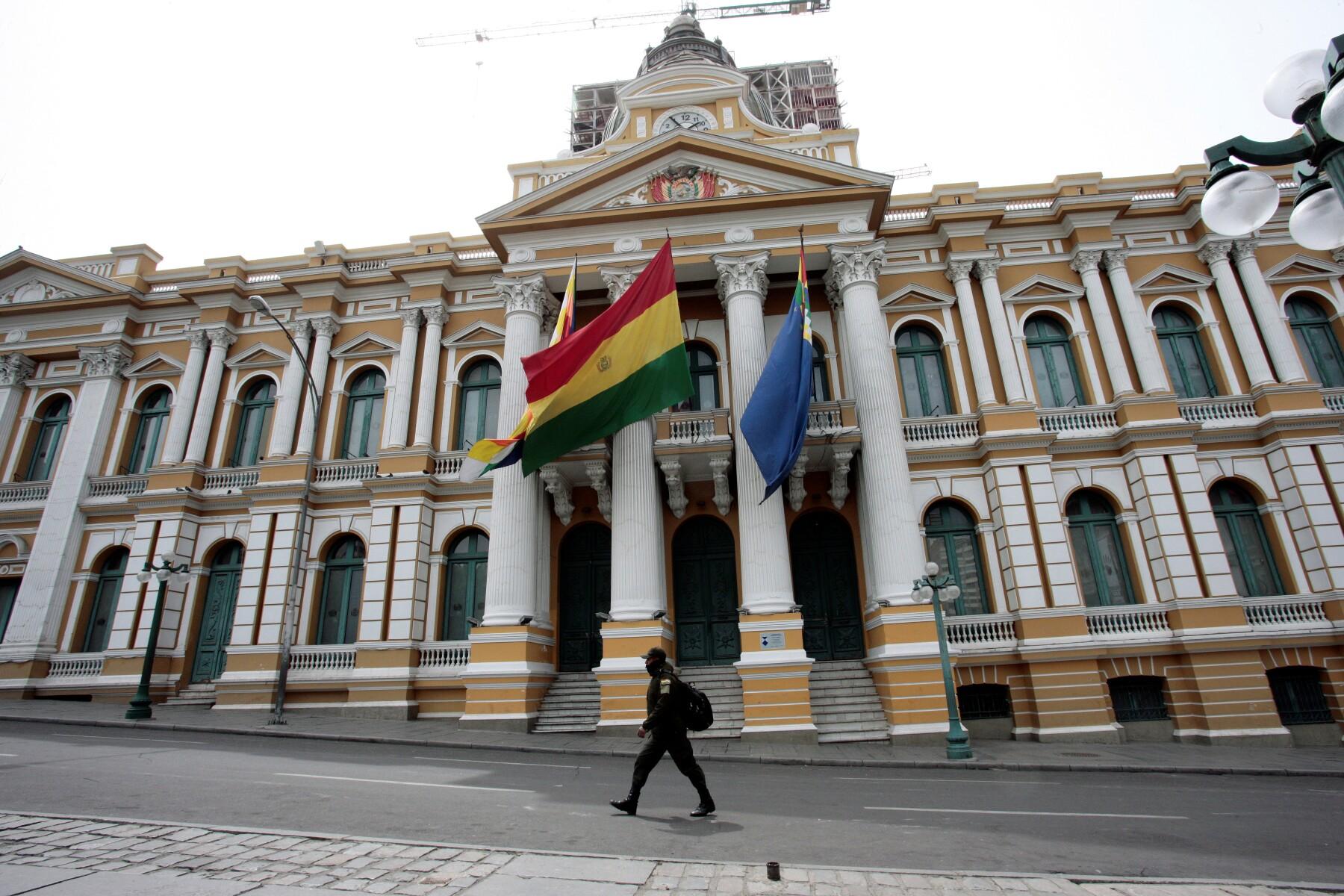 En manos del parlamento