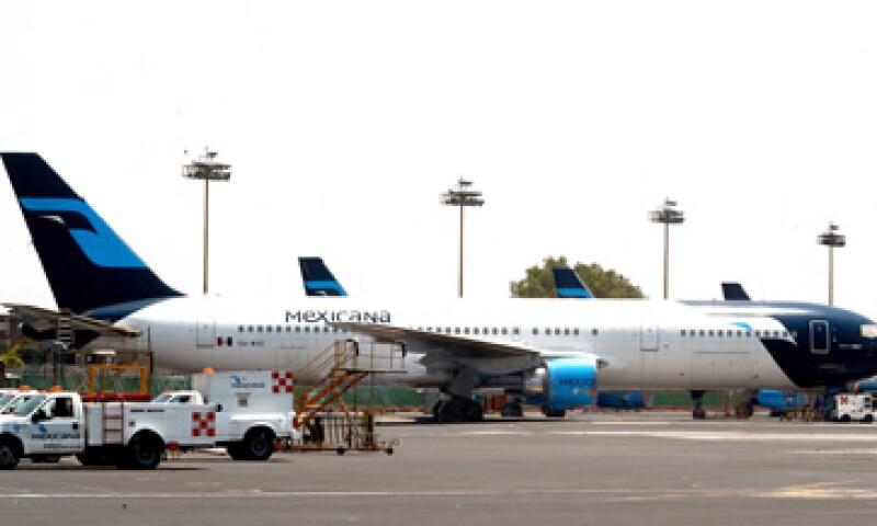 El pasado 28 de septiembre, Mexicana de Aviación cumplió 13 meses de haber cancelado operaciones ante los problemas de liquidez que enfrentaba. (Foto: Notimex)