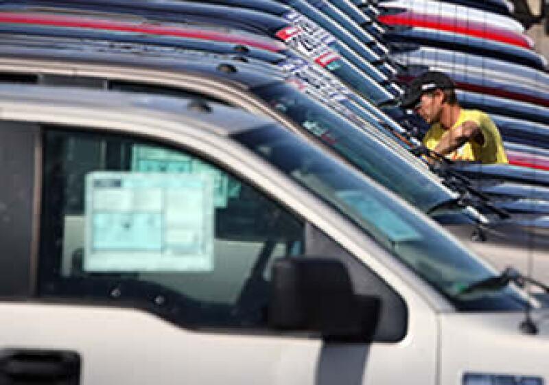La cifra de unidades que Ford enviará a talleres es menor a la que había solicitado el Gobierno. (Foto: AP)