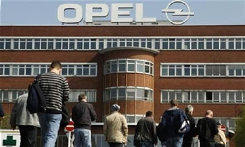 El esquema que utilizará Opel fue utilizado por otras firmas en la última recesión. (Foto: Reuters)