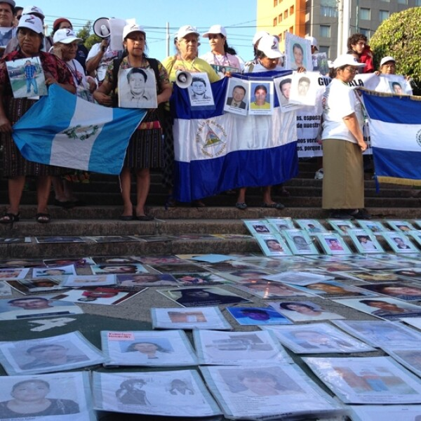 caravana, madres centroamericanas, FIL