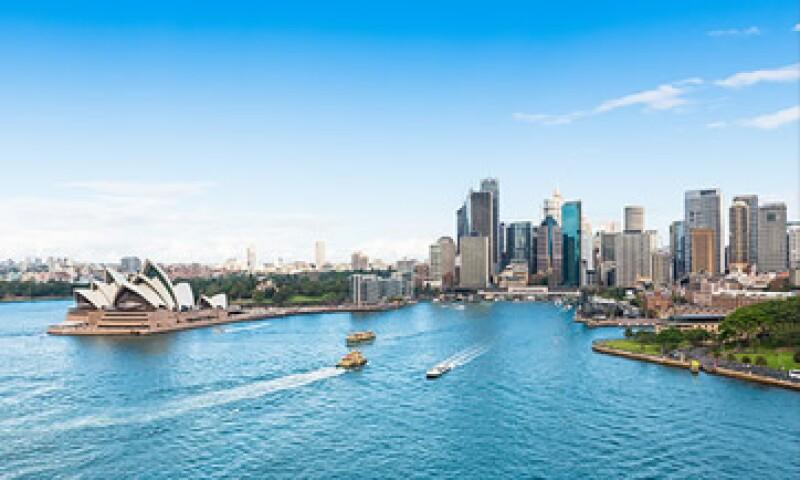 Australia es el lugar más feliz para vivir, según el índice Better Life Index de la OCDE.  (Foto: tomada de CNNMoney.com)