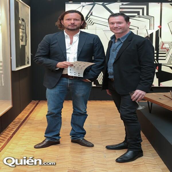 Eduardo Prieto, Daniel Liebsohn