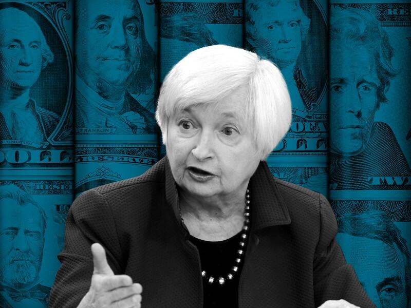 Janet Yellen tipo de cambio