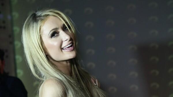 Paris Hilton en México