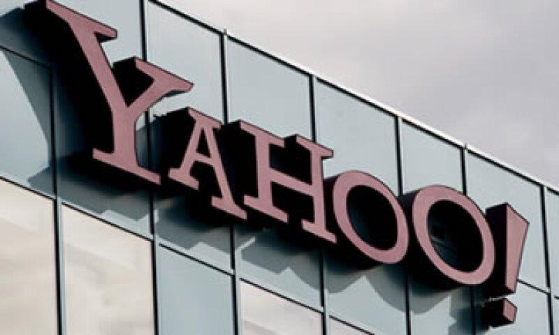Las acciones de Yahoo subían casi un 2% en las operaciones posteriores al cierre. (Foto: Reuters )