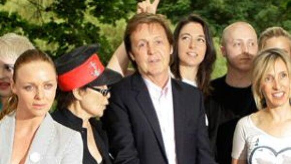 El músico encabeza el lanzamiento de la campaña Lunes sin carne en Reino Unido, en un nuevo intento personal por defender el medio ambiente.