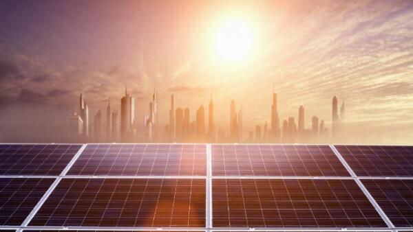 Energ�a fotovoltaica solar
