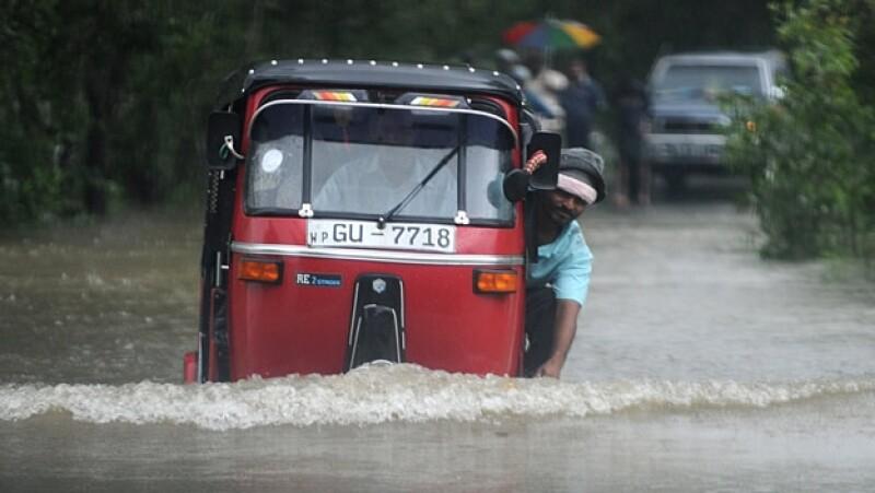 Sri Lanka ciclon Nilam