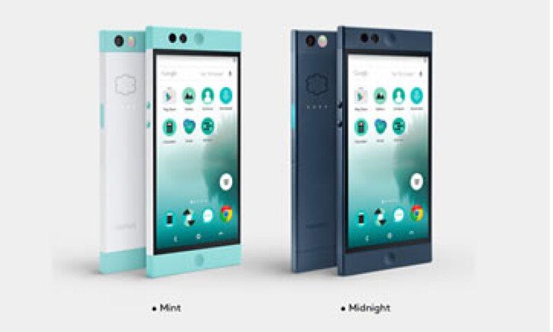 Estas son las dos versiones del teléfono. (Foto: Nextbit/Cortesía )